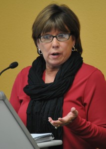 Kathleen Jackson - Water Symposium 6-24-15