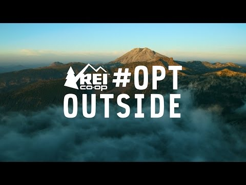National Retailers Initiate #OptOutside Campaign