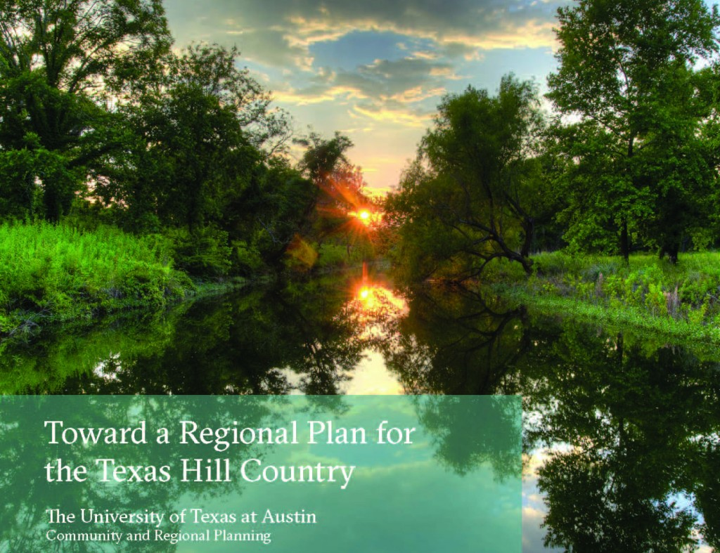 Toward a Regional Plan Cover