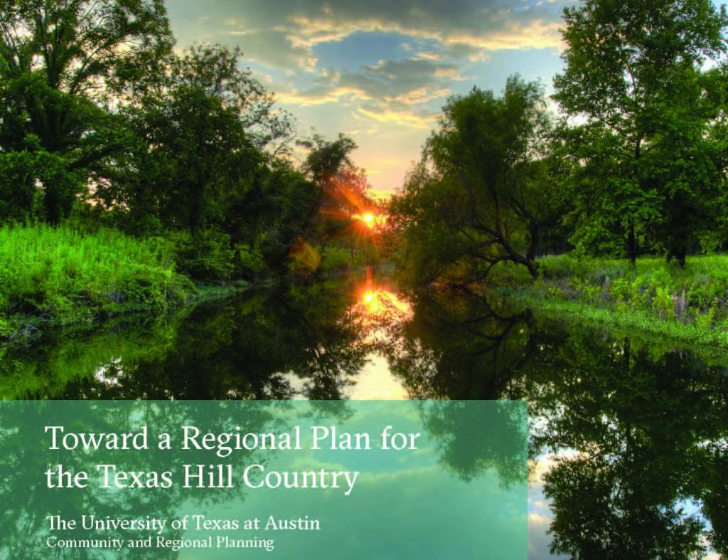 Toward a Regional Plan Cover