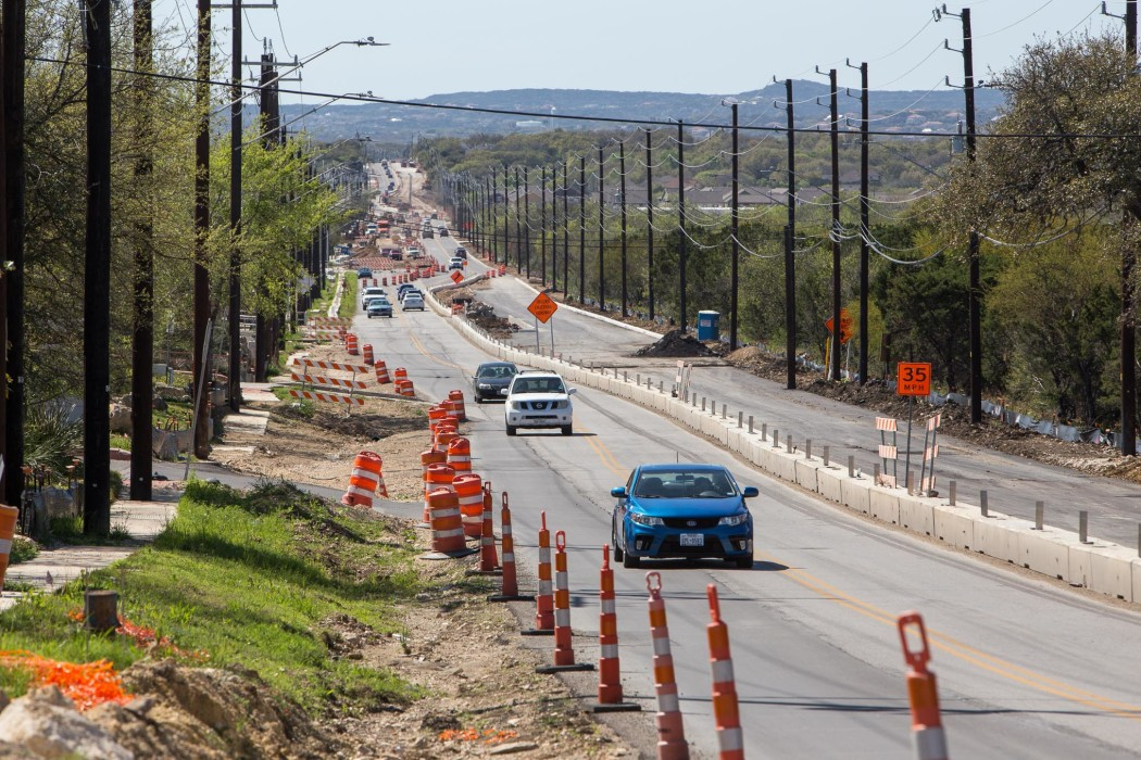 The high cost of sprawl in San Antonio: a look at Hausman Road