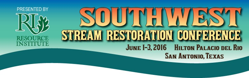 SW Stream Restoration Conference