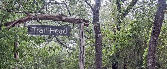 cibolo trail head