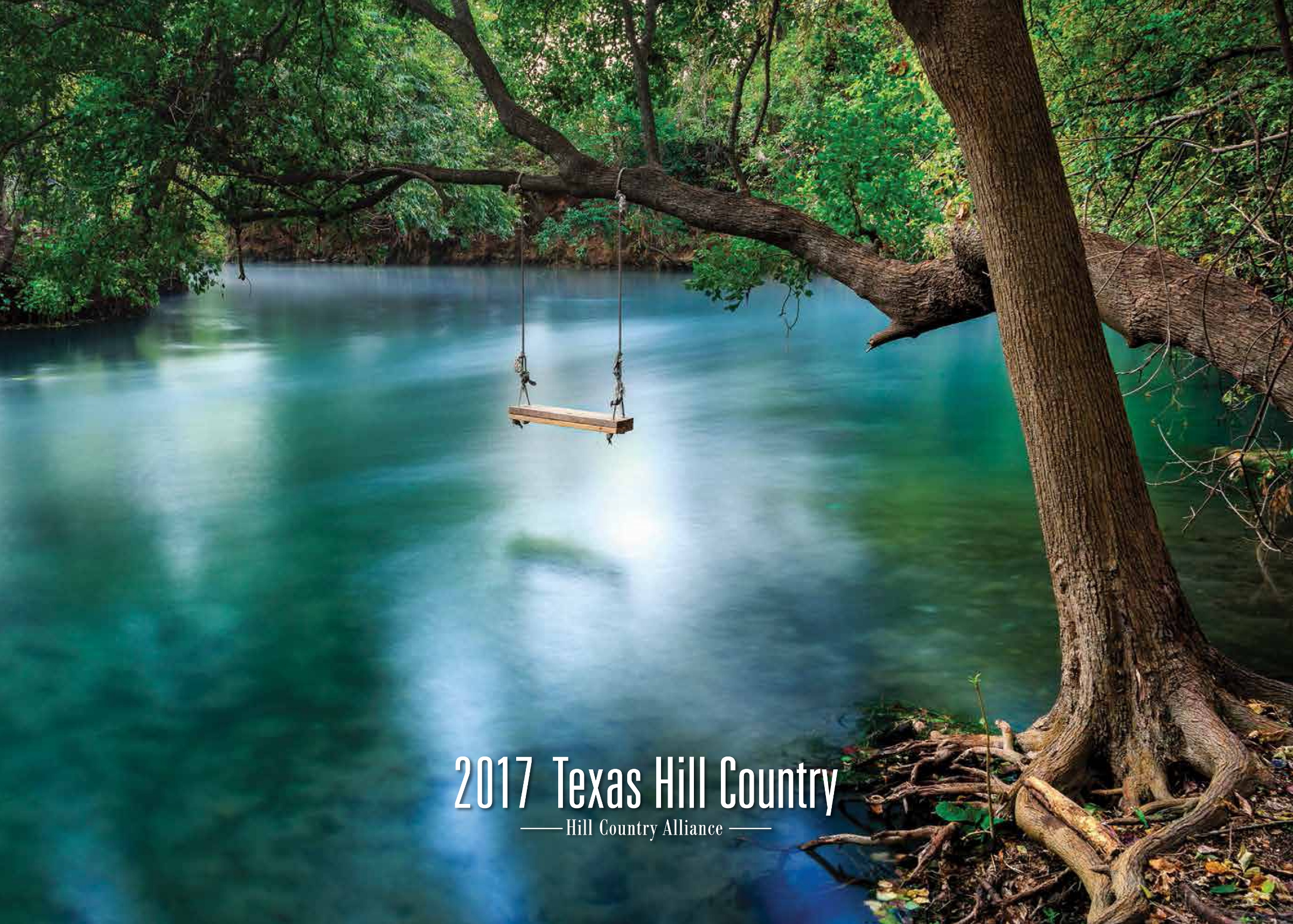 2017 Texas Hill Country Calendar Available for Sale: Photo Contest Winners Announced