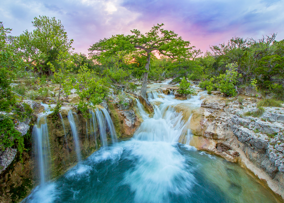 BU and CGMF collaborate on innovative, long-term Texas water management project