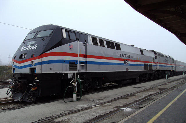 Stuck Behind The Wheel: Amtrak Studying San Antonio-Austin Commuter Service