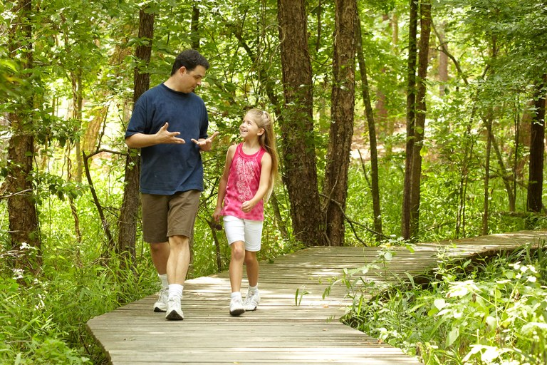 Record Breaking Attendance at Texas State Parks' Annual First Day Hikes