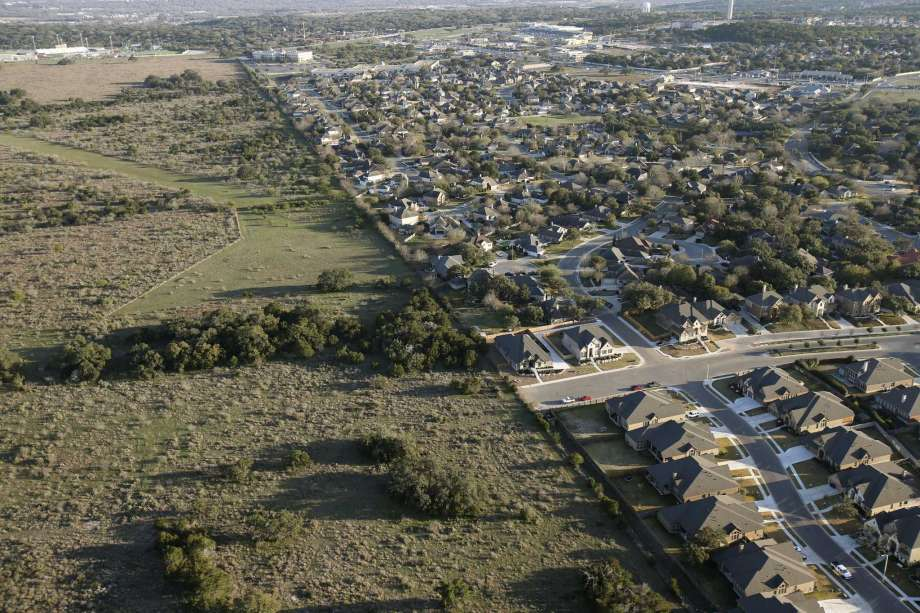 Growth in San Antonio area counties still near the top in U.S.