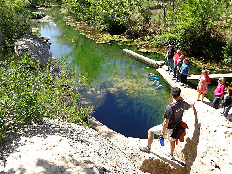 Visit these at-risk Hill Country water sources, while you still can