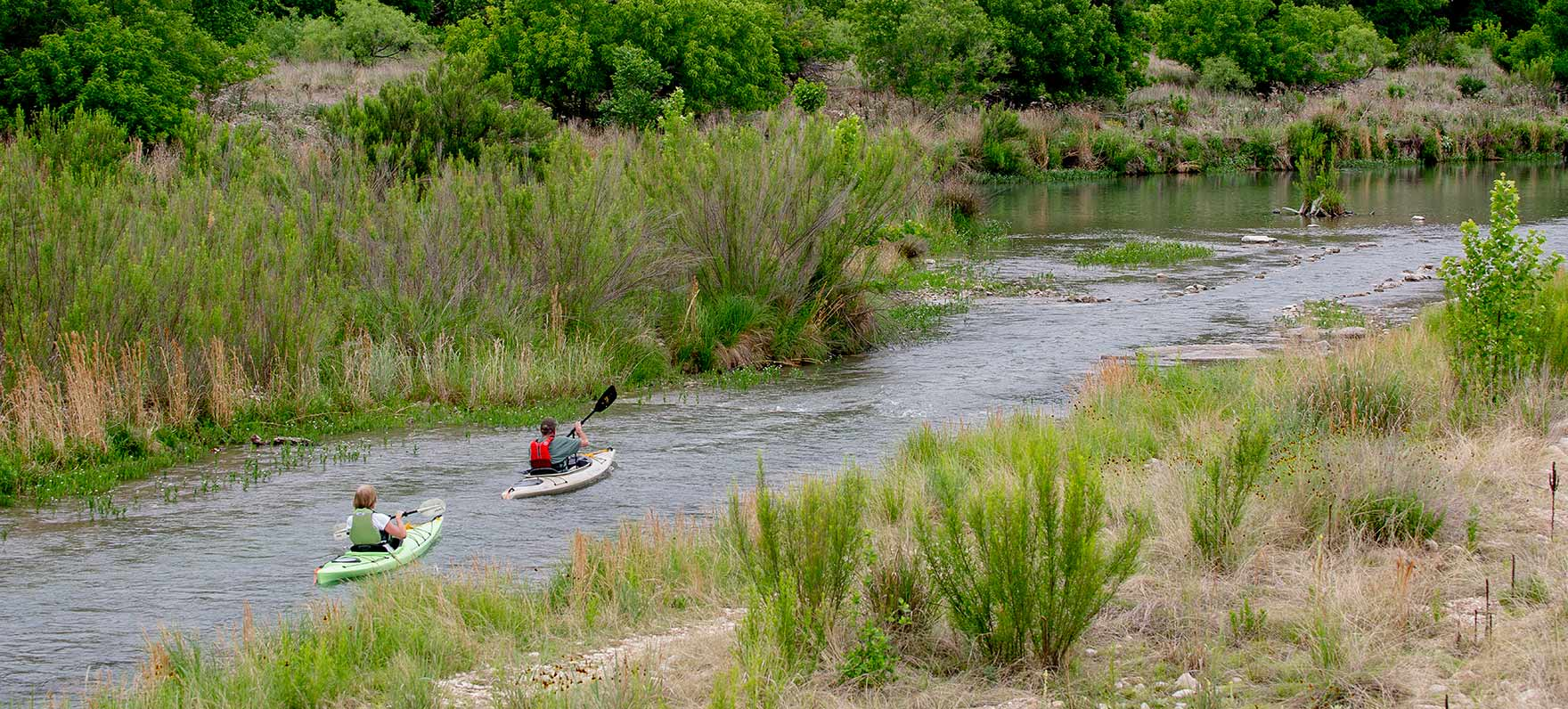 Best rivers in Texas: Llano River