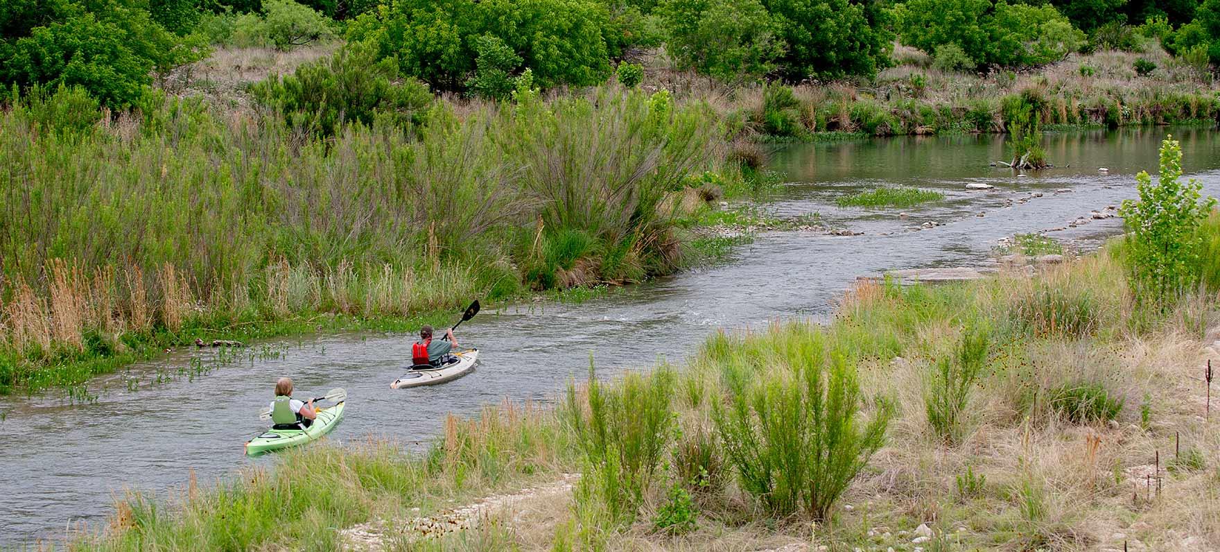 Best rivers in Texas: Llano River