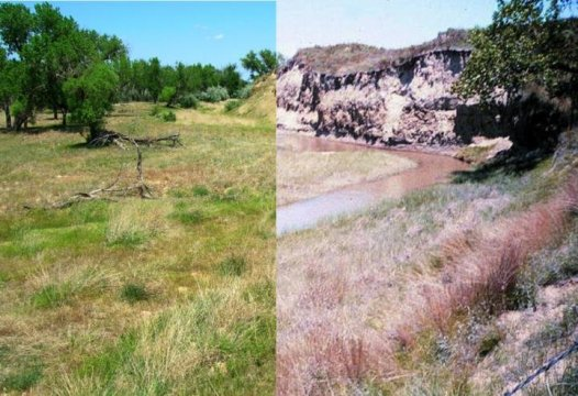 Groundwater withdrawals may be the cause of disappearing streams in the mid-west (and here!)