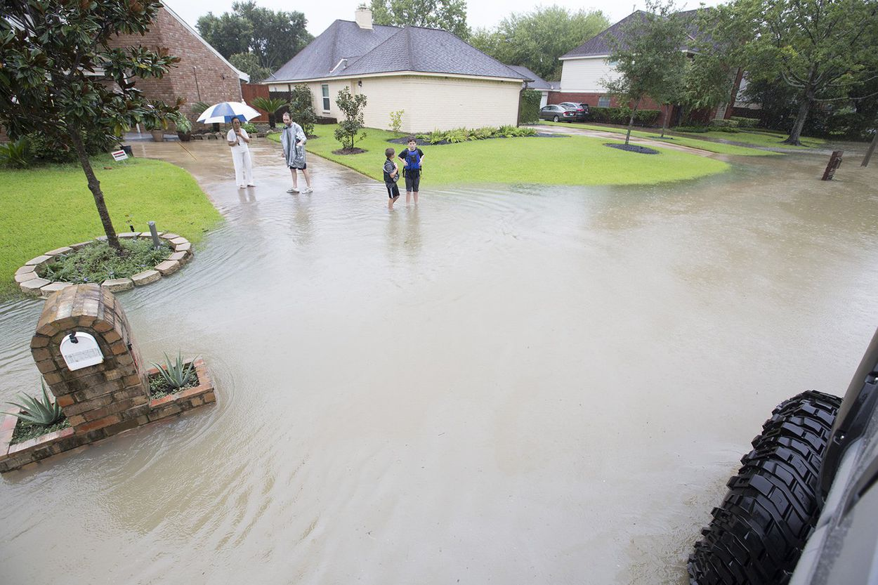 In post-Harvey Houston, extent of water contamination largely unknown