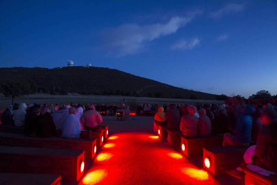 McDonald Observatory works with energy companies to stop light pollution