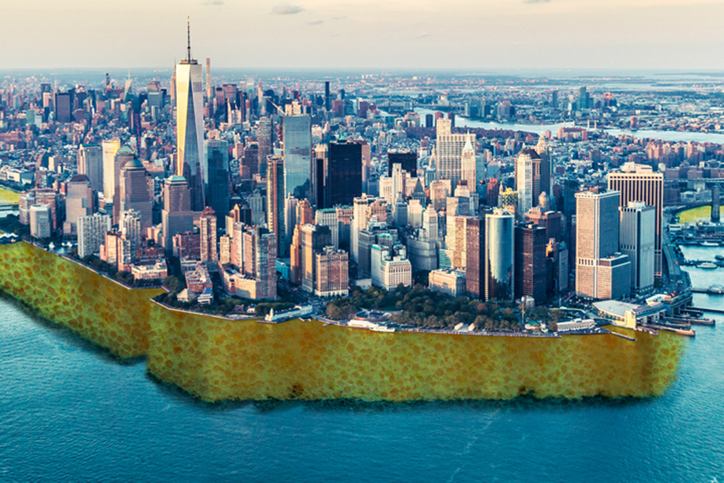 How to build a city that doesn't flood? Turn it into a sponge