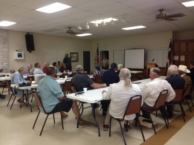 Landowners association to hear speakers