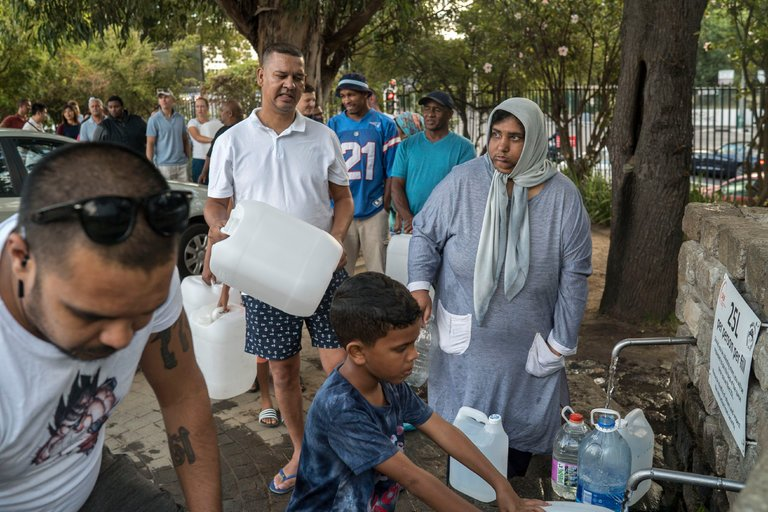 Cape Town Pushes Back 'Day Zero' as Residents Conserve Water