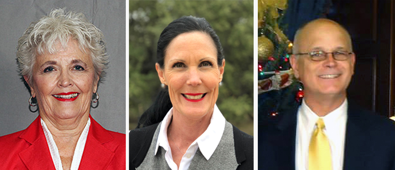 PEC District 1 incumbent not running, 3 candidates vying for spot