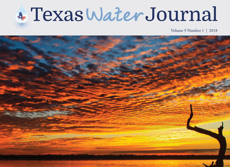 Economic valuation of groundwater in Texas