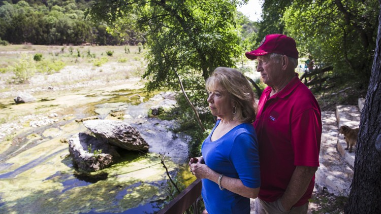 Is new wastewater treatment plant to blame for algae in river?