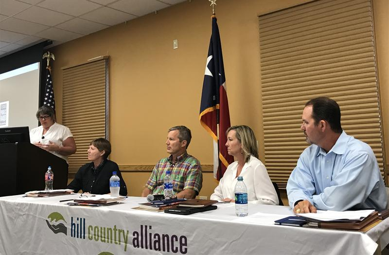 Tackling Future Hill Country Water Needs: 'We Can't Solve The Problem Alone'