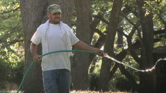 Water restrictions in effect in Austin for first time in two years
