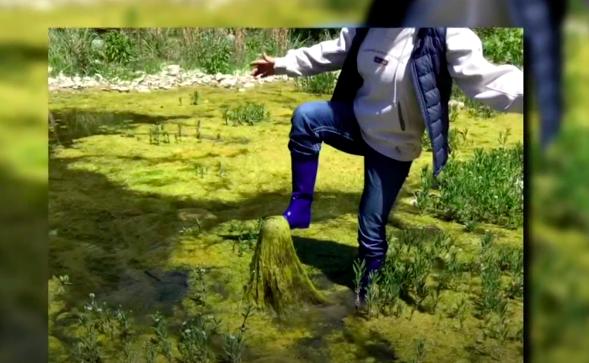 KVUE Defenders: Wastewater in waterways