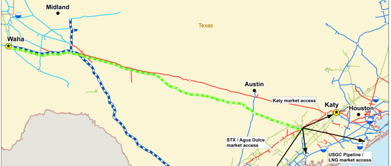 Permian highway pipeline