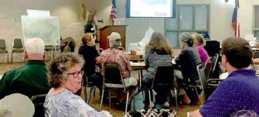Hill Country Alliance gathers concerned citizens