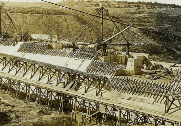 100 years later, Medina Lake dam still a marvel