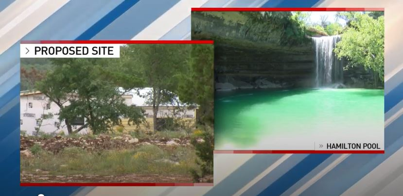 Dripping Springs neighbors petition to 'Save Hamilton Pool' from RV park development