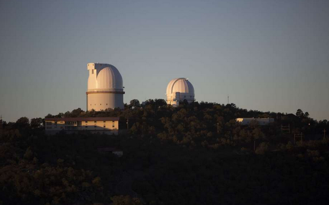 Apache donates $257,000 to McDonald Observatory