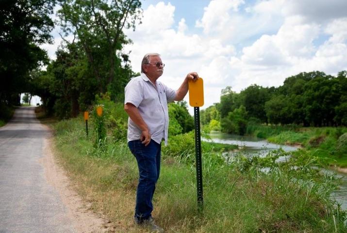 Plans for treatment plant raise worries about impact on San Marcos River