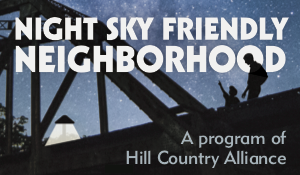 Night Skies | Welcome to Hill Country Alliance