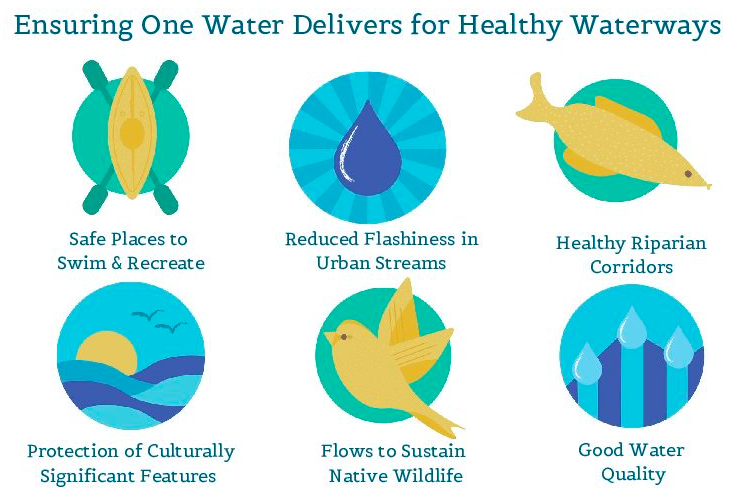 Ensuring One Water delivers for healthy waterways