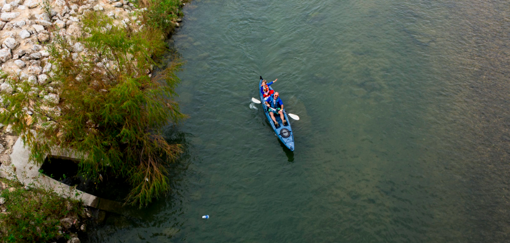 San Antonio River events use kayaking to inspire stewardship