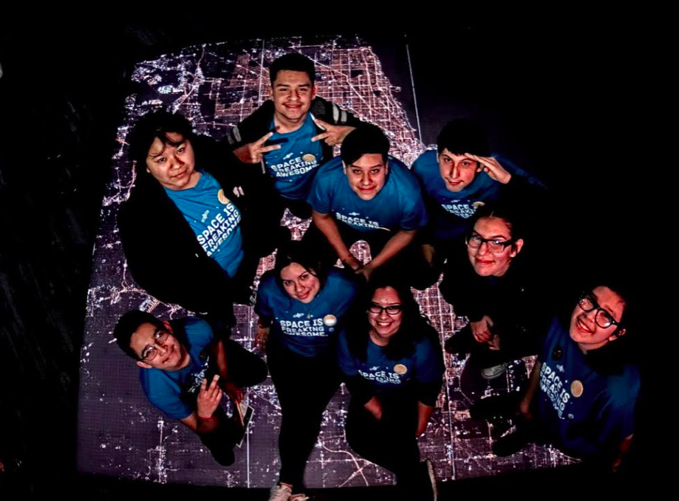 IDA Advocate helps teens open eyes to light pollution in Chicago