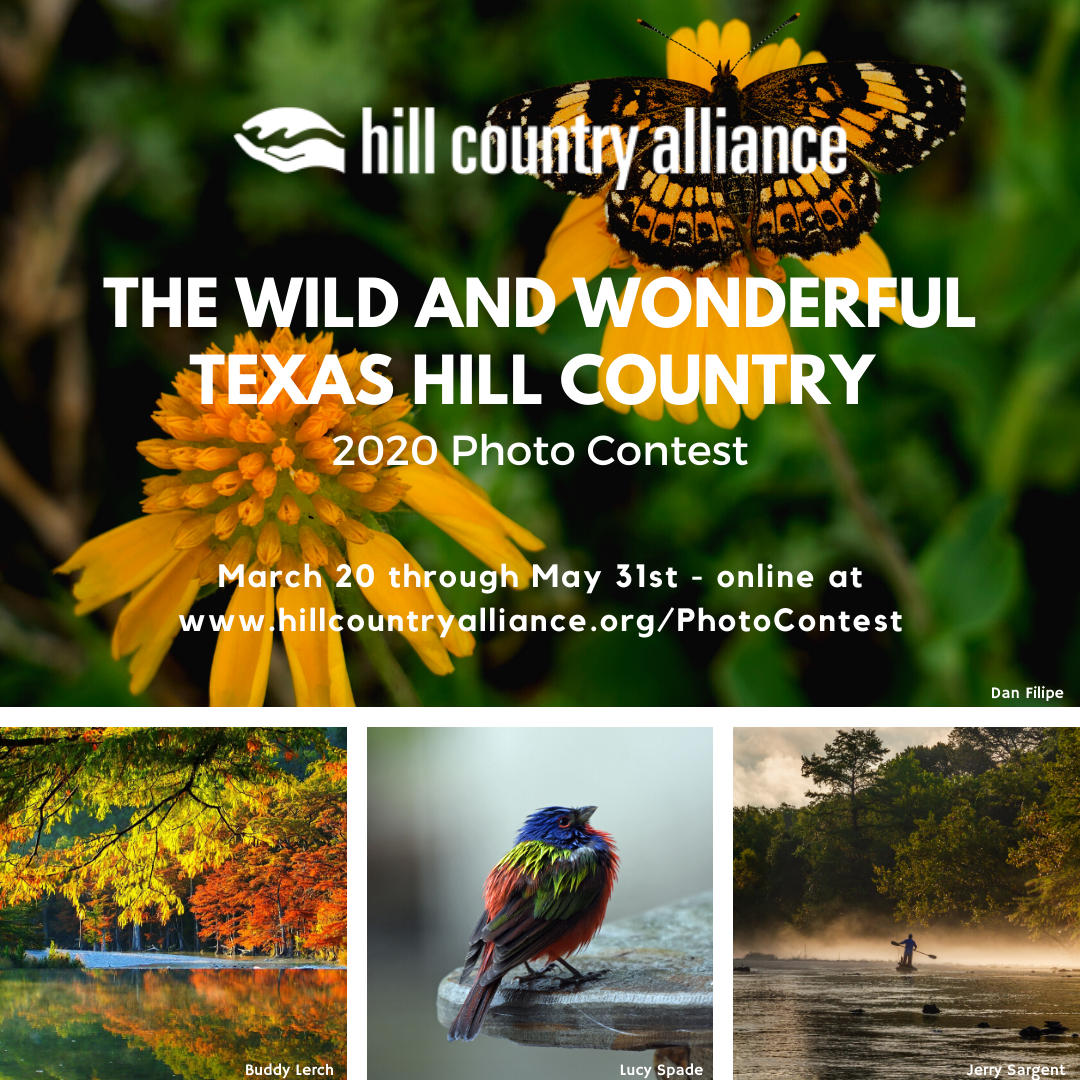 Hill Country Alliance 14th annual photo contest kicks off