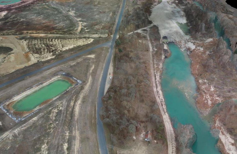 Riverdance – Water is too precious for quarries