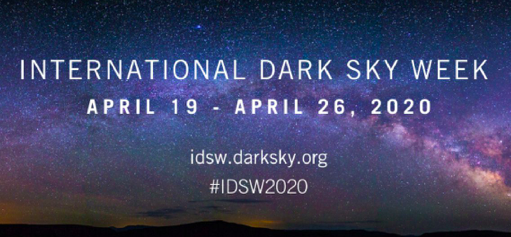 "April's International Dark Sky Week urges homebound families to ""look up together"""