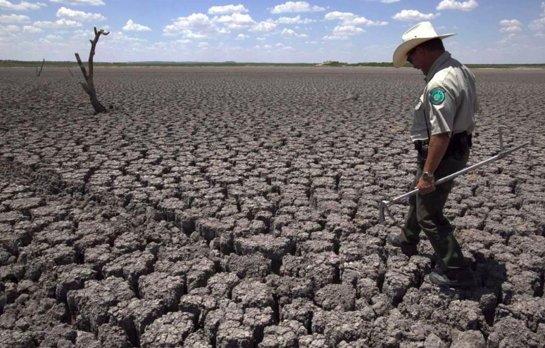 'Mega-drought' could be in store for Texas, western U.S.