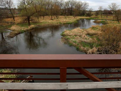 'Meandering' restores twists and turns on Lambert Creek in Ramsey County