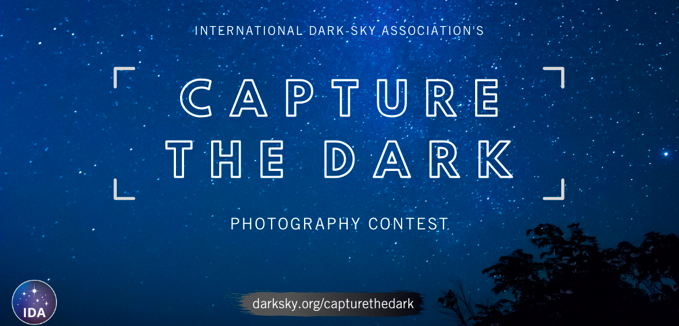 Winning submissions for Capture the Dark Photography Contest