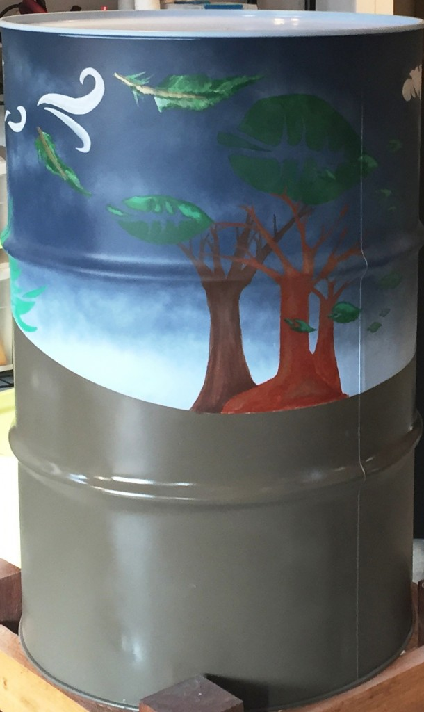 Stephen's Barrel