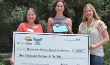 DSHS student grant to fund rainwater catchment system
