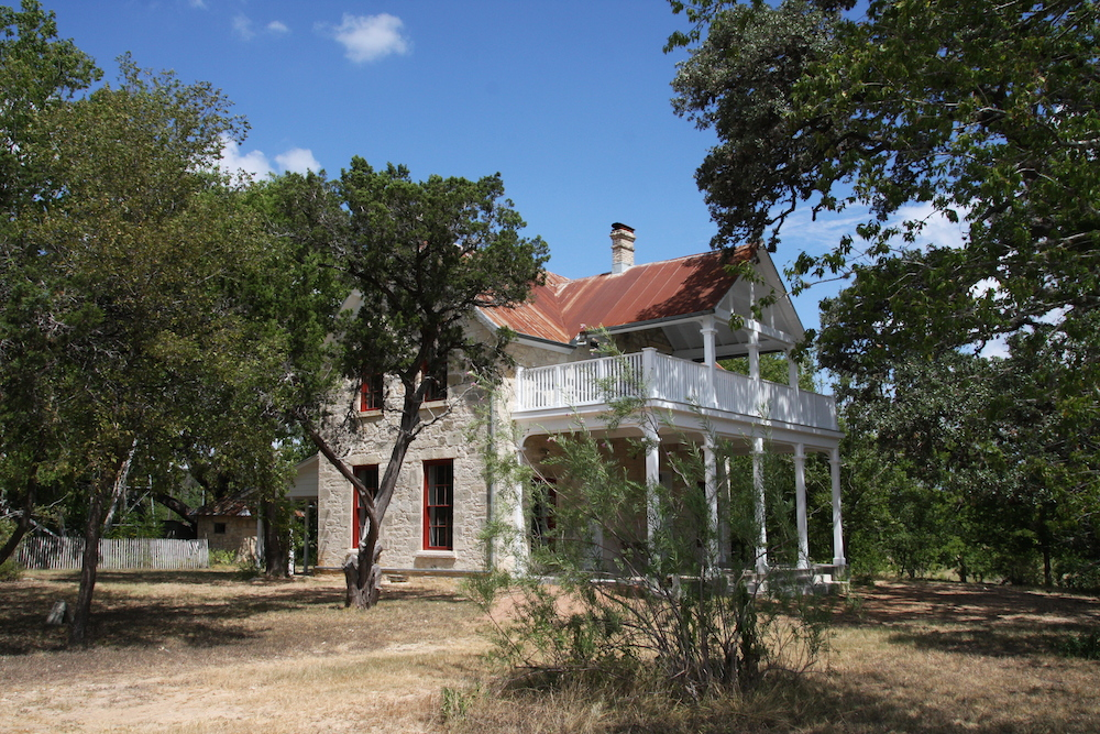 Rehabilitation of Herff Homestead in Boerne Receives 2016 Honor Award