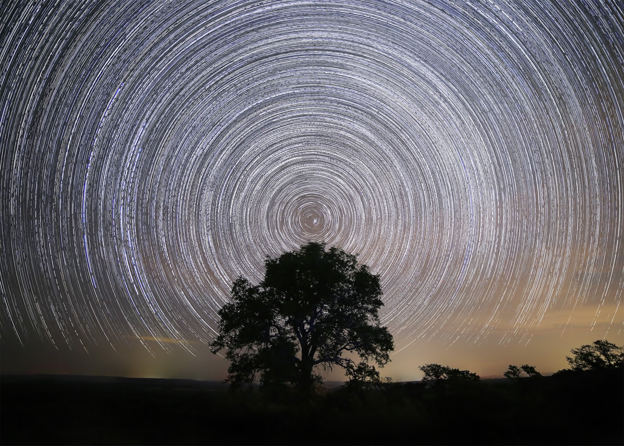 US national park rangers look to the stars with skywatching training program