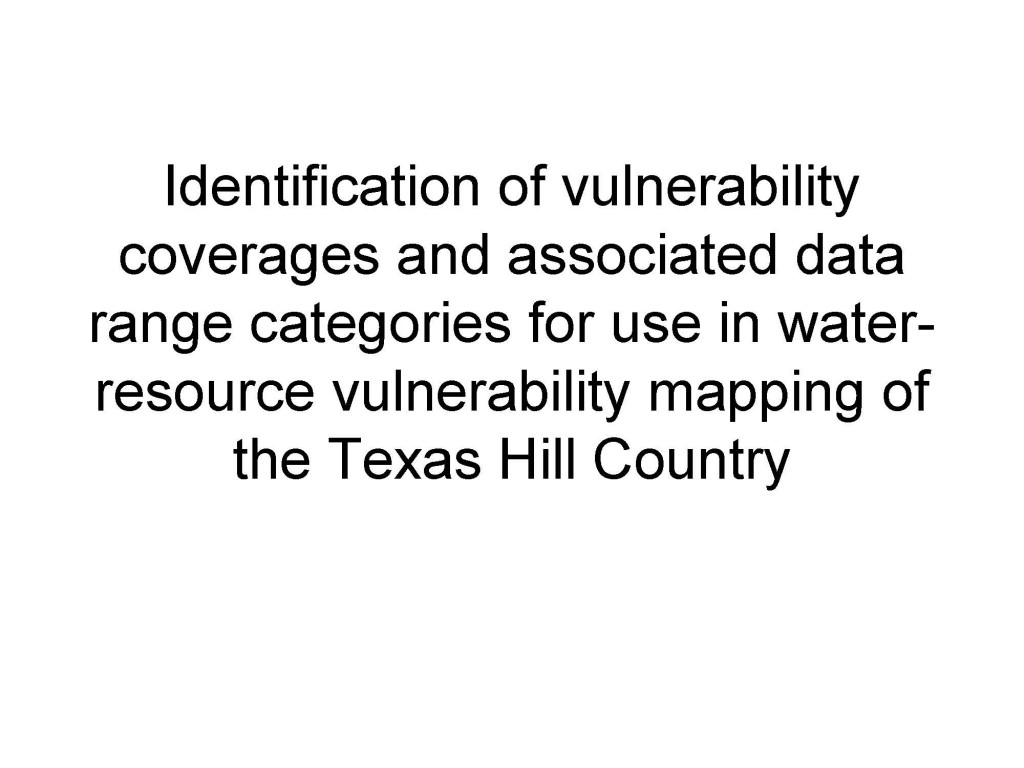 Vulnerability PPT