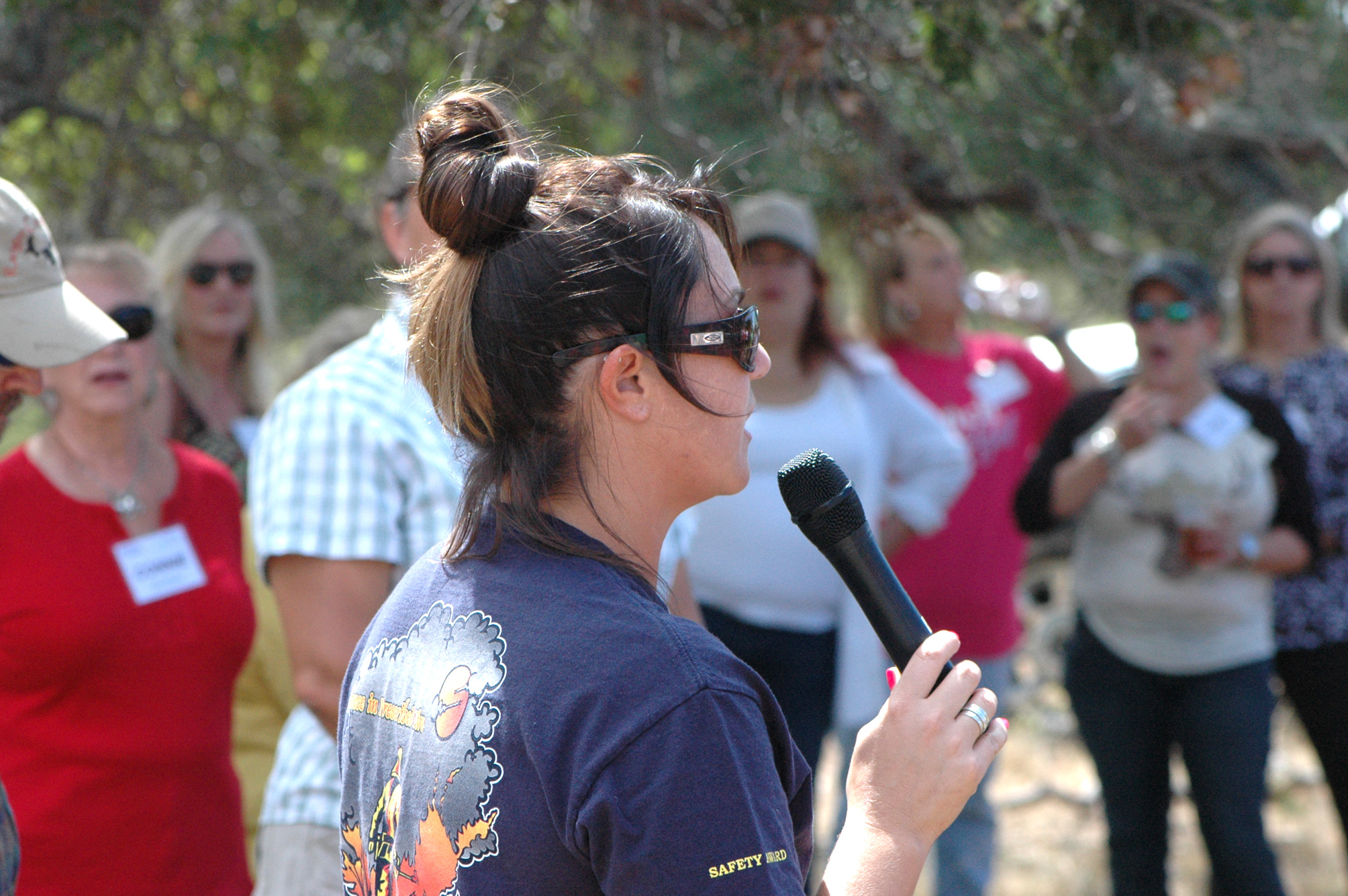 2016 Bennett Trust Women in Wildlife Conference, Oct. 3-4