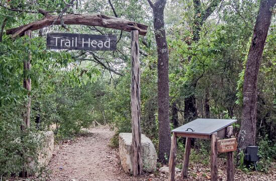 Cibolonaturecente Trailhead